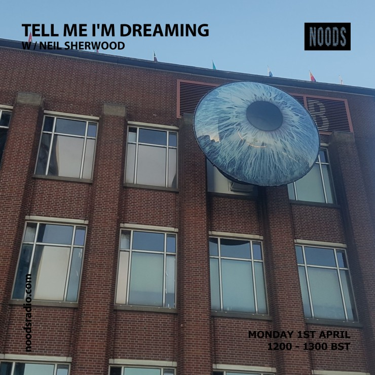 01 Tell Me I'm Dreaming